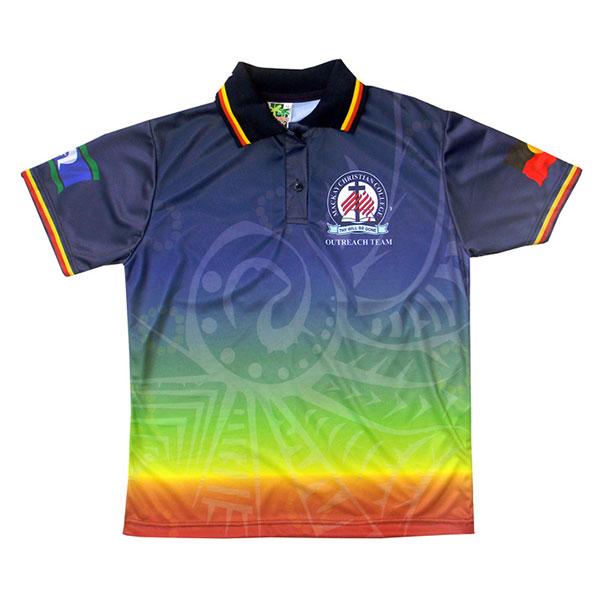 Custom Design Polo Shirts Amazing Shirts Tropic City Sportswear