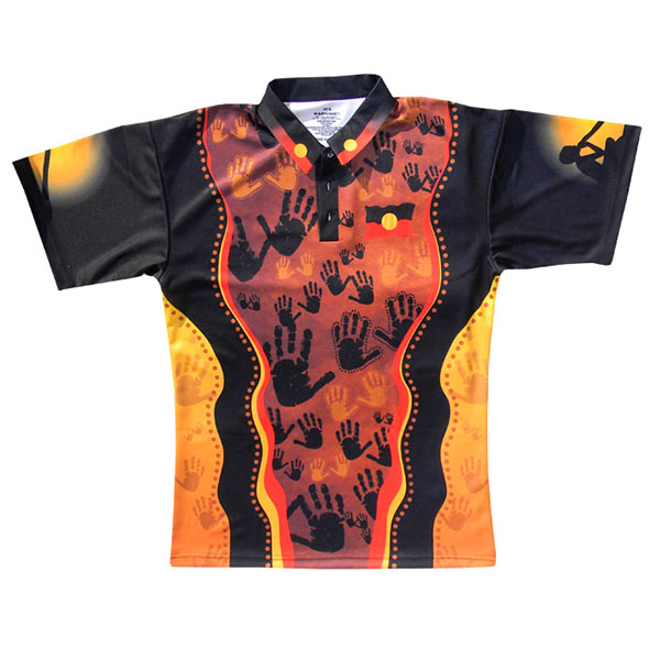 Uniforms amazing shirts tropic city sportswear art t for Design t shirts online australia